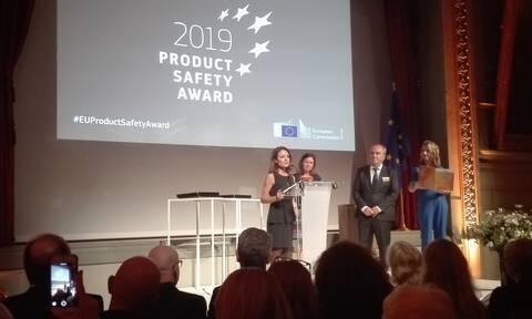 Babylino Sensitive: Κορυφαίο Bραβείο Aσφάλειας Προϊόντος από την Ευρωπαϊκή Επιτροπή