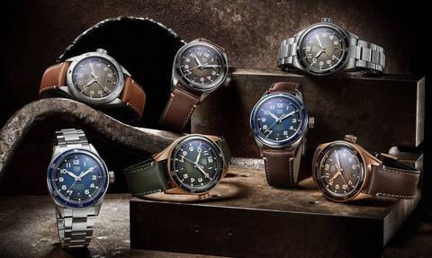 Μία συλλογή για κάθε άντρα που εκτιμά το ΚΑΛΟ ρολόι