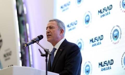 Ο Ακάρ στέλνει μήνυμα στις ΗΠΑ: «Δεν μας δίνετε τα F 35, θα φτιάξουμε δικά μας μαχητικά»