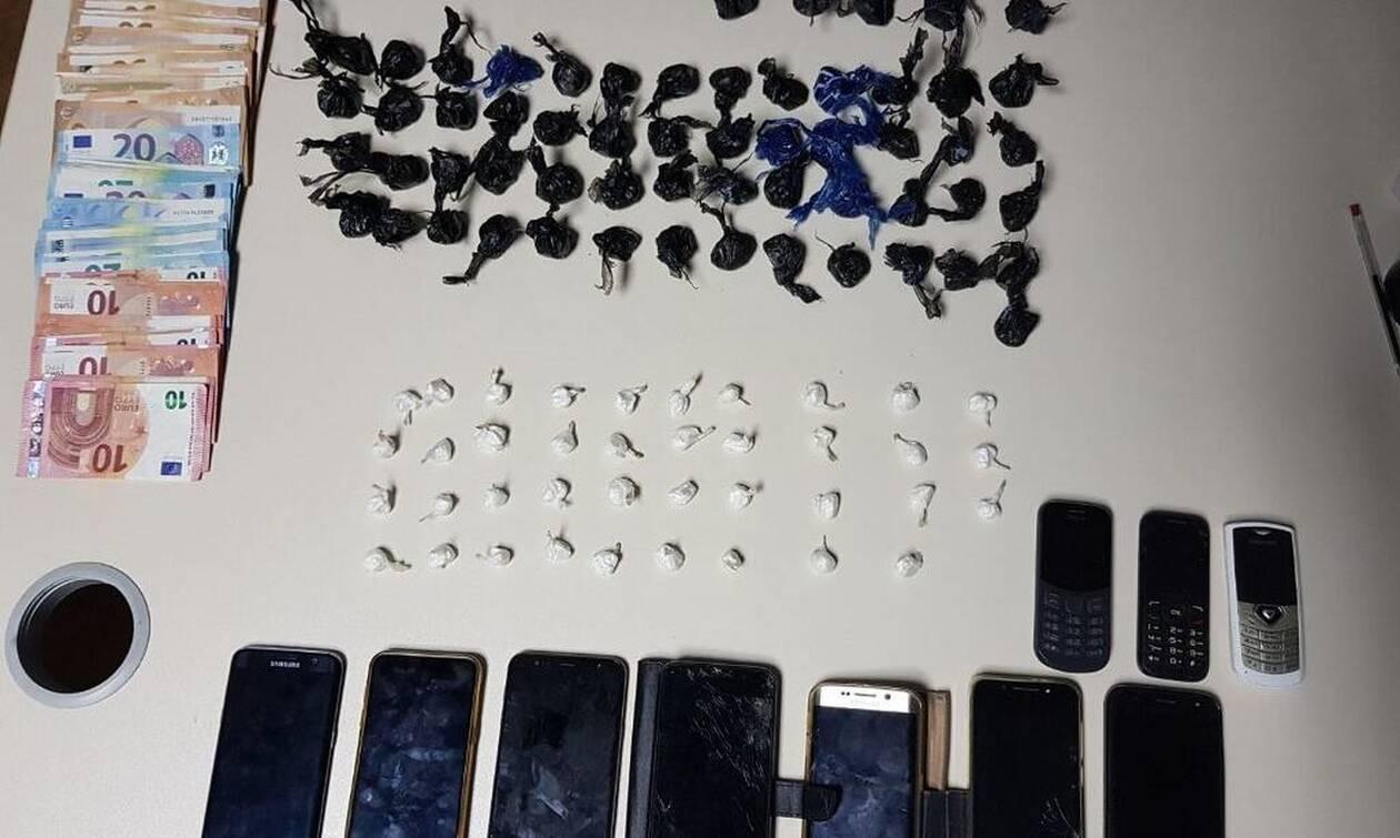 Μεγάλη επιχείρηση της Δίωξης στα Ιωάννινα: Εξαρθρώθηκε κύκλωμα διακίνησης ηρωίνης και κοκαΐνης