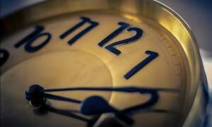 Αλλαγή ώρας 2019: Πότε γυρίζουν τα ρολόγια στη χειμερινή ώρα