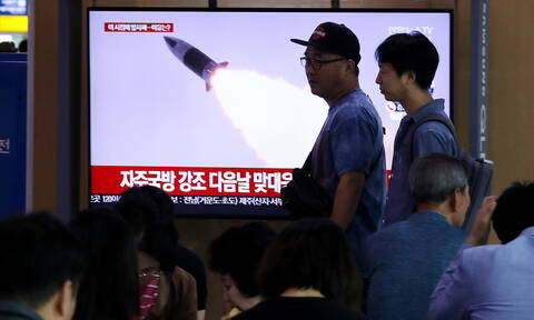 Pukguksong-3: Προκαλεί τρόμο το νέο όπλο της Βόρειας Κορέας