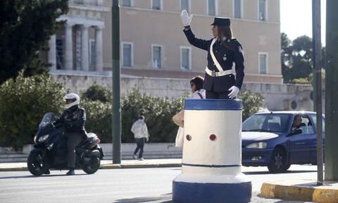 ΠΡΟΣΟΧΗ: Κλειστοί δρόμοι στο κέντρο της Αθήνας - Δείτε τις κυκλοφοριακές ρυθμίσεις