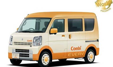 Η Suzuki έχει ετοιμάσει ενδιαφέροντα μοντέλα για την έκθεση του Τόκιο