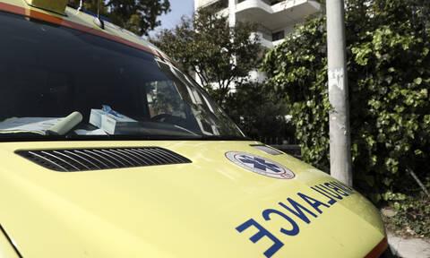 Μηχανάκι παρέσυρε πεζούς - Τρεις τραυματίες