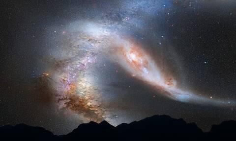 «Κανίβαλος» γαλαξίας πλησιάζει την Γη - «Καταβροχθίζει» ηλιακά συστήματα!