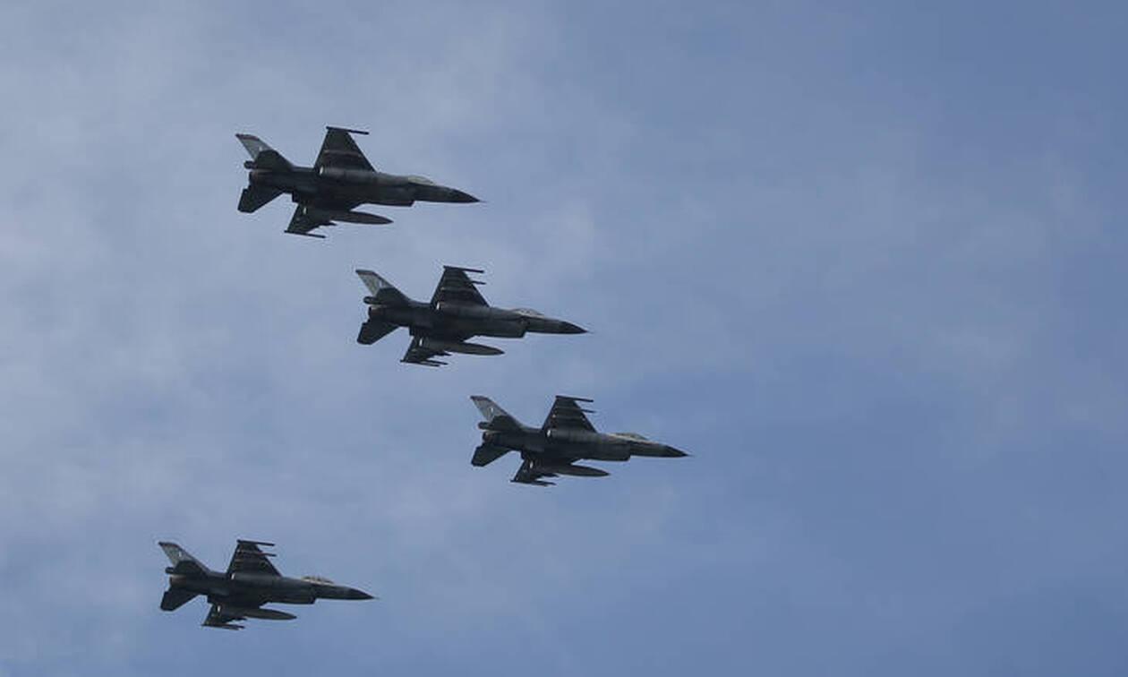 ΣΥΡΙΖΑ: Γιατί δεν πέταξαν τα ελληνικά F-16 στην παρέλαση στην Κύπρο;
