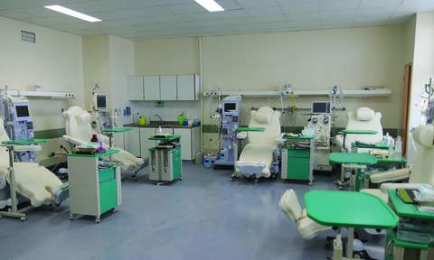 Νοσοκομείο Αλεξανδρούπολης: Δωρεά «ζωής» του Ομίλου Κοπελούζου στη Νεφρολογική Κλινική