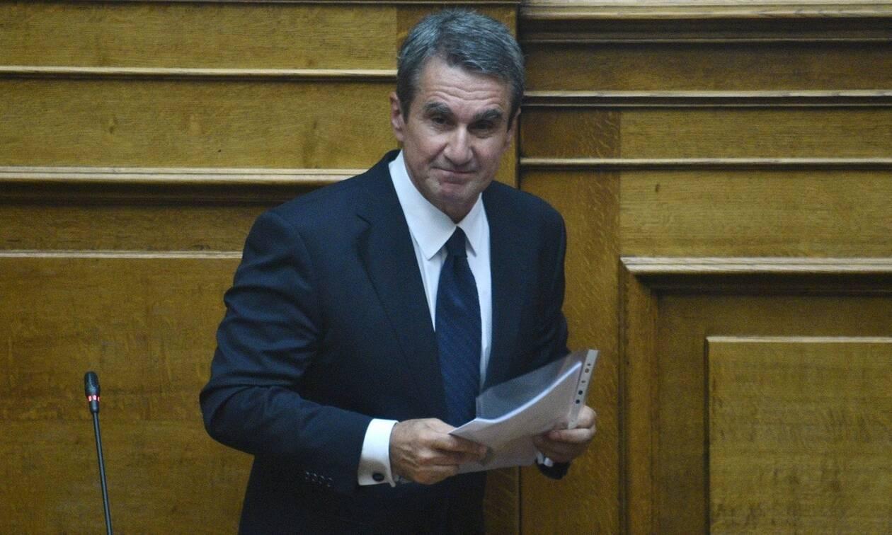 Ανδρέας Λοβέρδος: Άρση της βουλευτικής του ασυλίας αποφάσισε η Βουλή