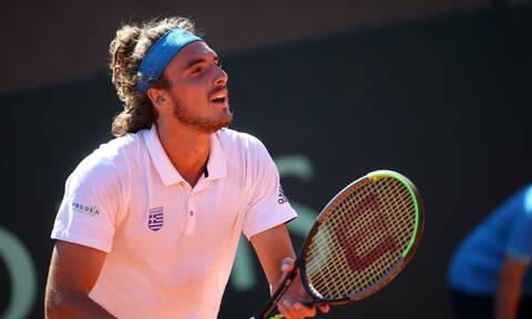 China Open: Νίκη με ανατροπή για Τσιτσιπά