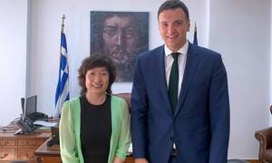 Ενίσχυση της συνεργασίας Ελλάδας – Κίνας στον τομέα της Υγείας
