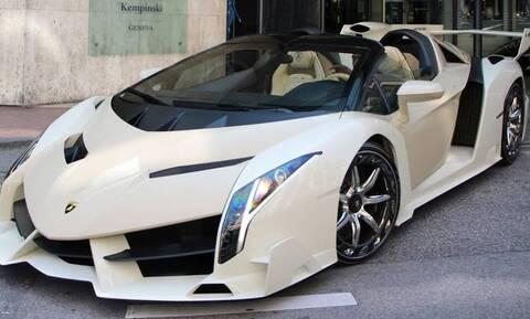 Αυτή είναι η πιο ακριβή Lamborghini που έχει πουληθεί ποτέ