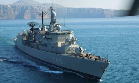 Φρεγάτα «Έλλη»: Αυτό είναι το πολεμικό πλοίο που προσάραξε σε αβαθή
