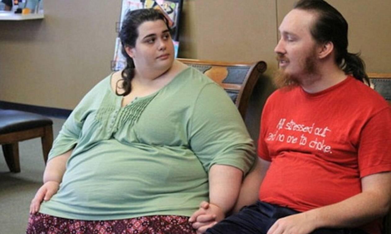 Οι γιατροί της είπαν πως θα την σκότωναν τα κιλά της. Η μεταμόρφωσή της θα σας αφήσει άφωνους...