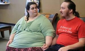 Οι γιατροί της είπαν πως θα πέθαινε λόγω βάρους. Απάντηση η μεταμόρφωσή της...