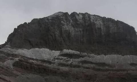 Καιρός: Επεσε το πρώτο χιόνι στον Ολυμπο! Το μήνυμα και η φωτογραφία του Σάκη Αρναούτογλου!