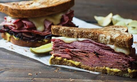 Λένε πως αυτό εδώ το σάντουιτς είναι το νοστιμότερο στον πλανήτη