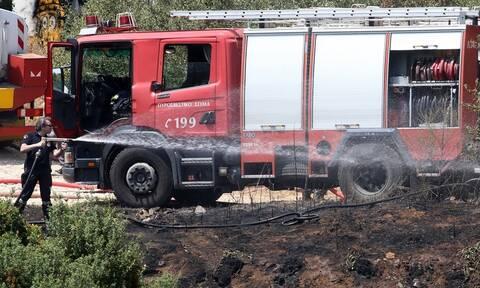 Φωτιά ΤΩΡΑ στην Τροιζηνία