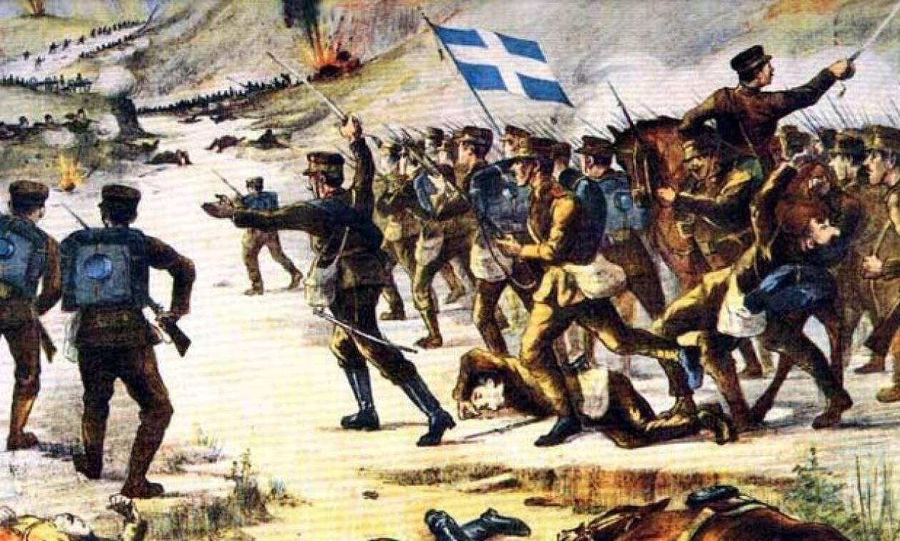 Σαν σήμερα το 1912 η Ελλάδα κηρύσσει τον πόλεμο κατά των Οθωμανών