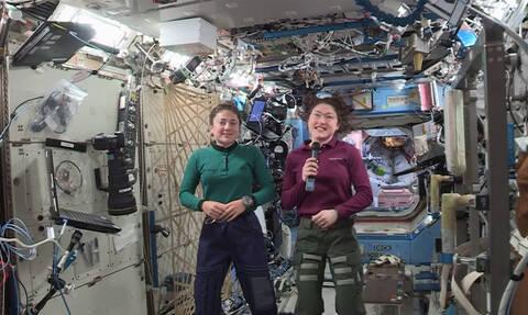 NASA: Δύο γυναίκες γράφουν ιστορία! Δείτε για ποιο λόγο (pics)