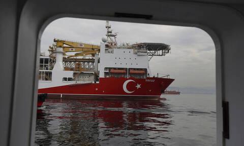 «Εμπόλεμη» ζώνη η κυπριακή ΑΟΖ: Στο στόχο του έφτασε το «Γιαβούζ» - Σύντομα ξεκινά η γεώτρηση