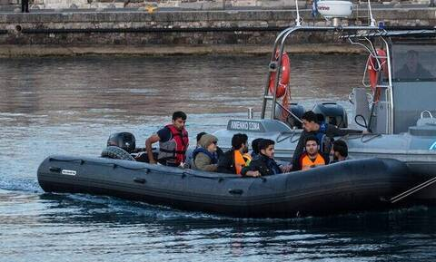 Κύπρος: Νέα «φουρνιά» μεταναστών στις ακτές του Πρωταρά