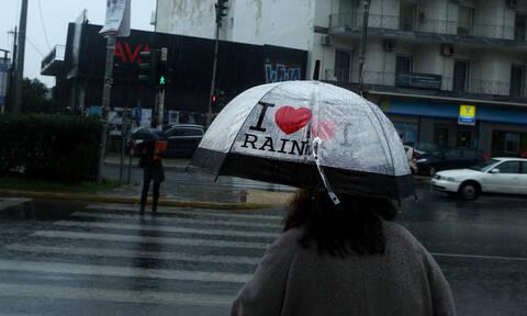 Έκτακτο δελτίο ΕΜΥ: Συναγερμός στην Αττική - Προειδοποίηση για πολύ έντονες βροχοπτώσεις