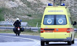 Βόλος: Σοβαρό τροχαίο για 40χρονο - Δέχτηκε επίθεση από αγριογούρουνα ενώ οδηγούσε