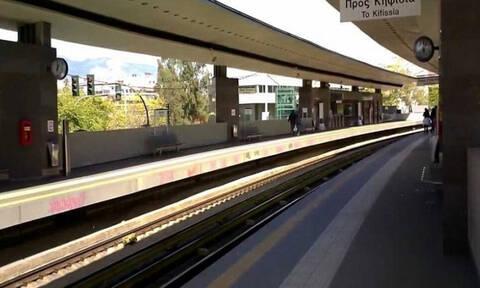 Επεισόδια στον Περισσό πριν από τον αγώνα Παναθηναϊκός - Ξάνθη: Διακόπηκαν τα δρομολόγια του ΗΣΑΠ