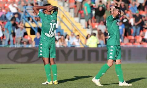 Παναθηναϊκός – Ξάνθη 0-1: Του... VAR το κάγκελο στη Ριζούπολη!