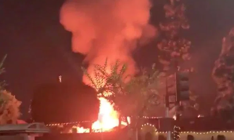Πανικός στην Καλιφόρνια: Εκρήξεις στο φεστιβάλ Oktoberfest