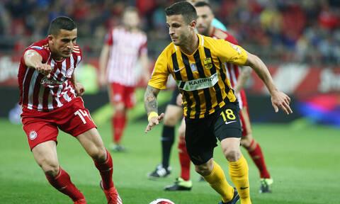 Super League 1: Ντέρμπι στη Θεσσαλονίκη