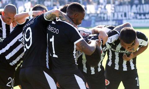 Super League 1: «Μάχες» σε Βόλο και Κρήτη