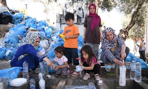 Μυτιλήνη: 570 αιτούντες άσυλο αναχωρούν σήμερα για Πειραιά