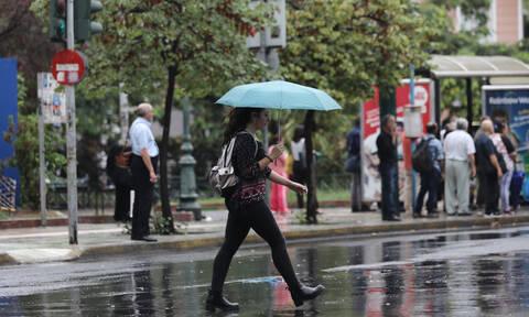 Έκτακτο δελτίο – ΕΜΥ: Αυτές τις περιοχές θα «σαρώσουν» ισχυρές καταιγίδες