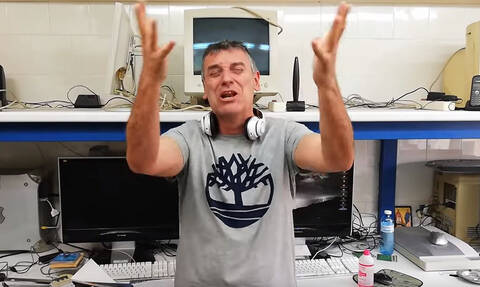 ΕΠΟΣ! O Σωτήρης Γεωργούντζος περιγράφει αγώνες της Καλαμάτας στο PES 2020 (video)