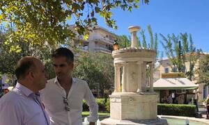 Δήμος Αθηναίων: Δράσεις ενίσχυσης πρασίνου, φωτισμού και καθαριότητας στο Μεταξουργείο (pics)