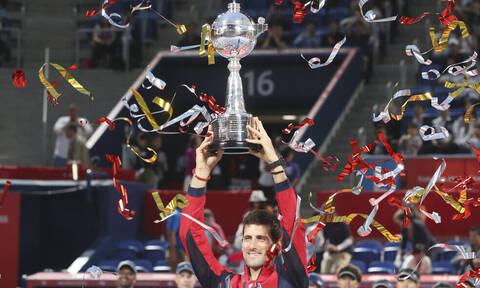 Ο Τζόκοβιτς κατέκτησε το ATP 500 στο Τόκιο (video+photos)