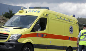 Χανιά: Τροχαίο με σοβαρό τραυματισμό