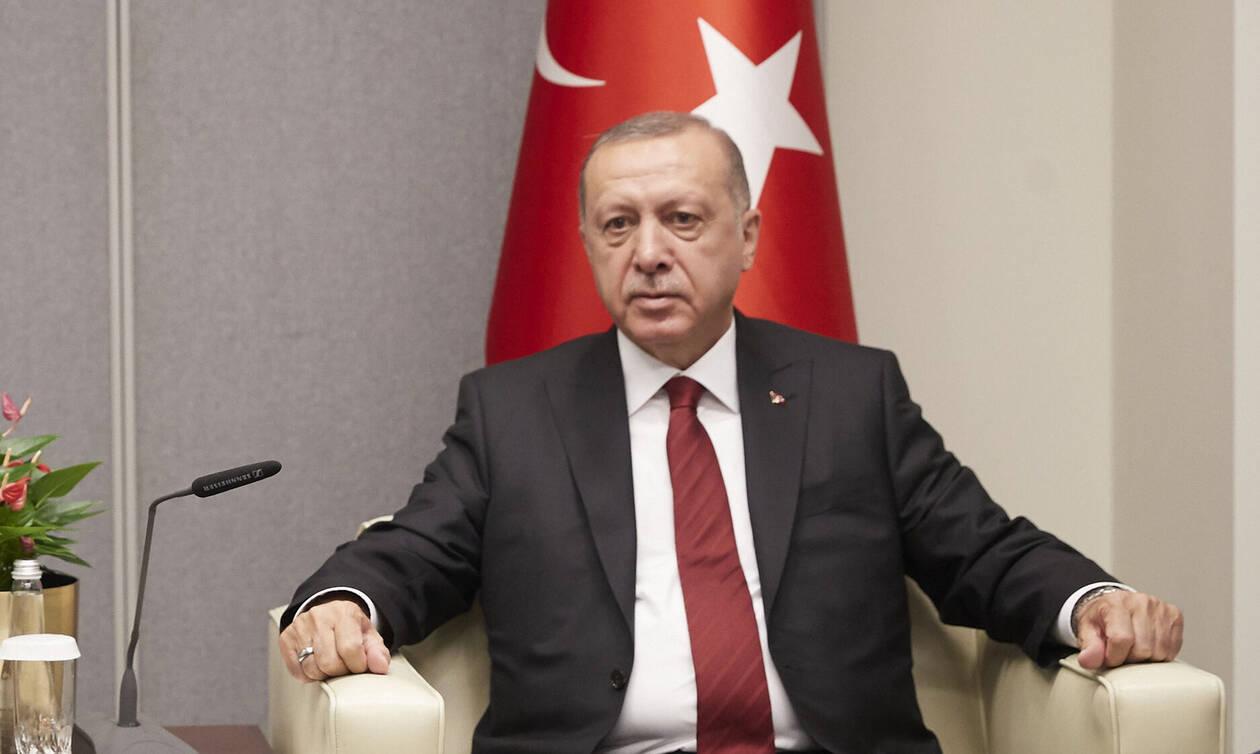 Ερντογάν: Τώρα καθορίζουμε το μέλλον μας για τα επόμενα 25 και 50 χρόνια