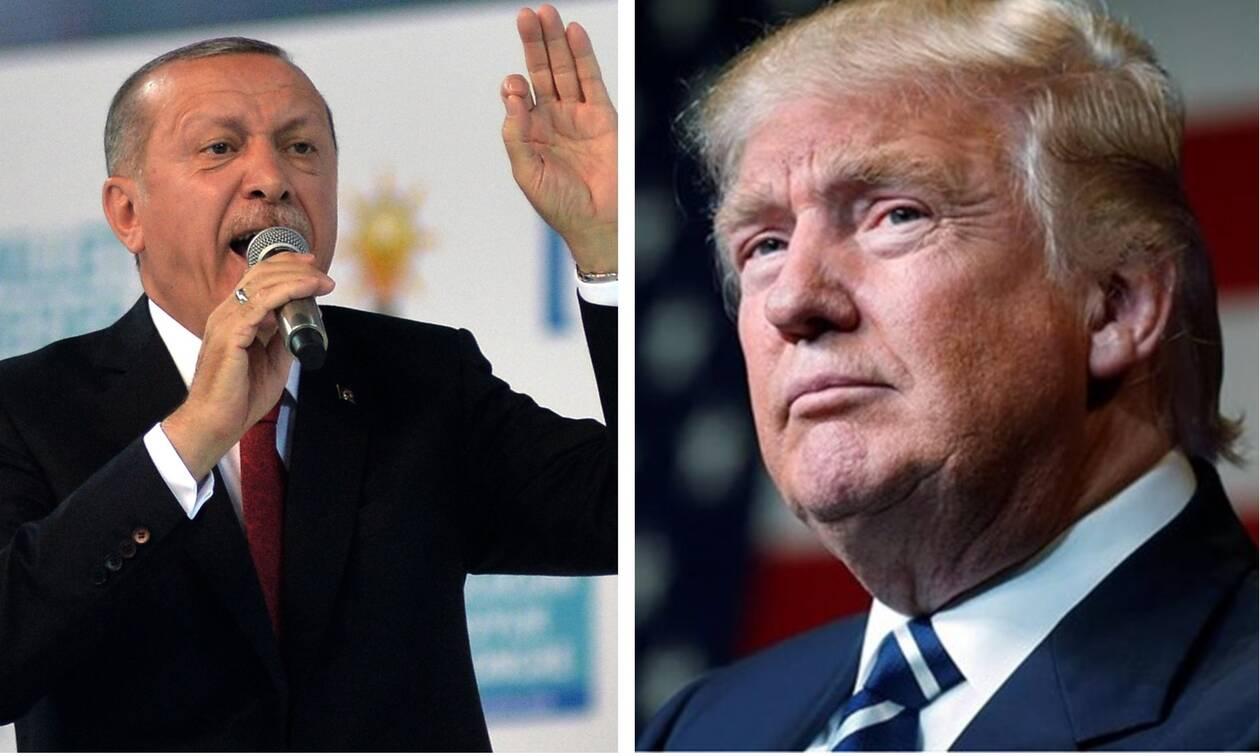 «Πόλεμος» Τουρκίας - ΗΠΑ: Το «Like» που έφερε διπλωματική κρίση
