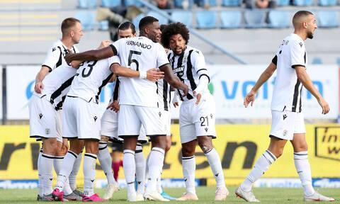 Αστέρας Τρίπολης-ΠΑΟΚ 1-2: Επέστρεψε και συνεχίζει το σερί του (photos)
