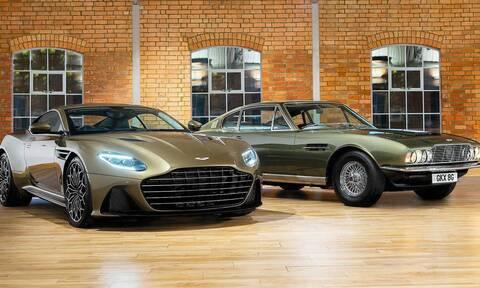 O James Bond στην καινούργια του ταινία θα οδηγήσει 4 Aston Martin