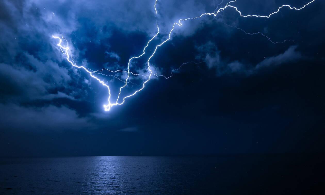 Καιρός - Έκτακτο δελτίο ΕΜΥ: Προσοχή! Νέα σφοδρή κακοκαιρία με καταιγίδες και χαλάζι (pics)
