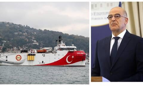Διπλωματικός πυρετός: Εκτάκτως στη Λευκωσία ο Νίκος Δένδιας – Ανησυχία για τις κινήσεις της Τουρκίας