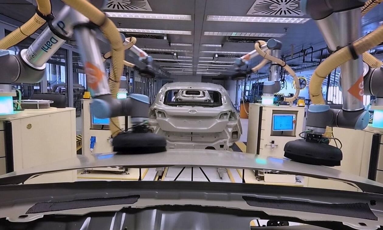 Τι είναι τα συνεργατικά ρομπότ (cobots) που χρησιμοποιούνται στη γραμμή παραγωγής του Ford Fiesta;