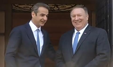 Помпео: Мы поддерживаем Кипр и Грецию и считаем незаконными действия Турции в AOZ