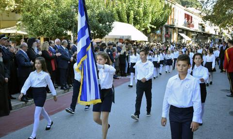 28η Οκτωβρίου: Ανατροπή με τους σημαιοφόρους - Τι αποφάσισε το υπουργείο Παιδείας