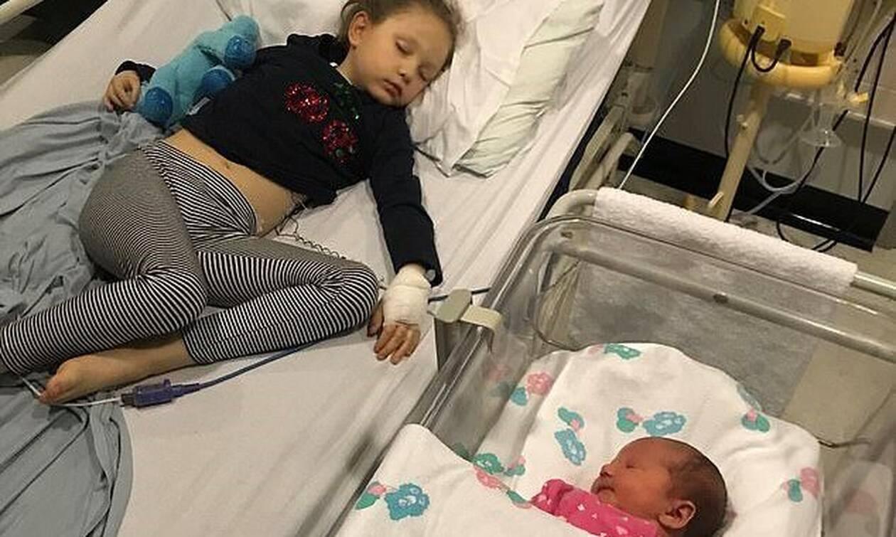 Νεκρή 6χρονη λίγες ημέρες μετά τη γέννηση της αδερφής της - Η σπάνια ασθένεια (pics)