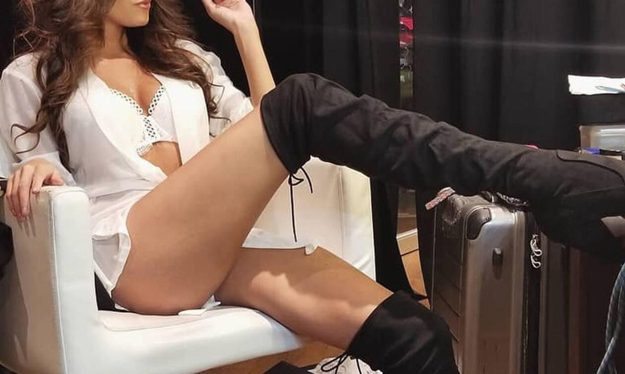 Πώς να μην αλληθωρίσεις με αυτά τα πόδια; (pics)